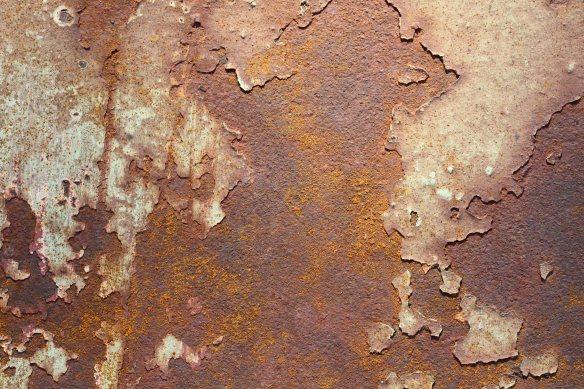 Rust, I think...